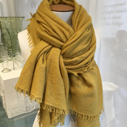 Cashmere Scarf Amber