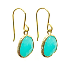 Load image into Gallery viewer, India Earrings - Lagoon