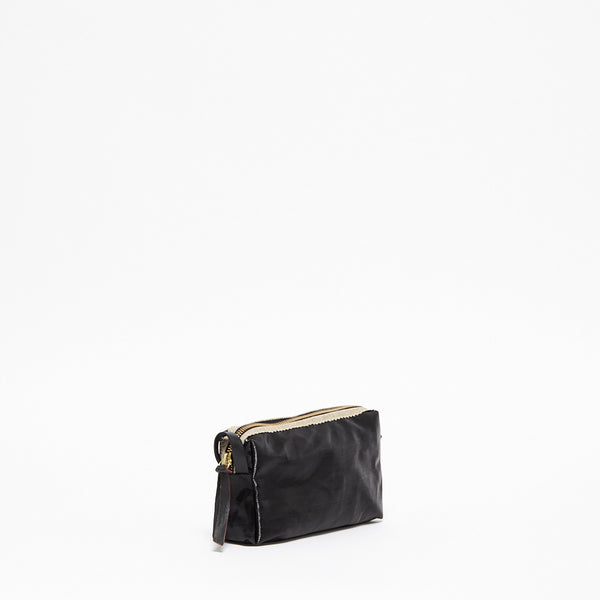 Blush Cosmetic Bag Black