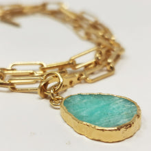 Load image into Gallery viewer, Kurt Necklace/Bracelet Amazonite