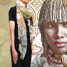 Load image into Gallery viewer, Merino Scarf - Ethiopia