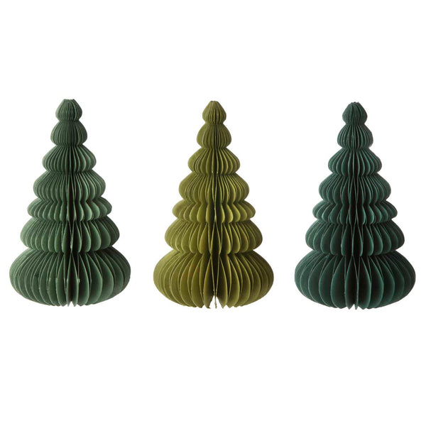 Paper Evergreen Tree - Medium