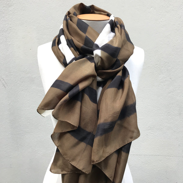 Pure Silk Scarf Jour