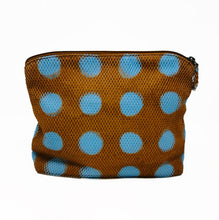 Load image into Gallery viewer, Mesh Pouch - Caramel