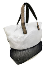 Load image into Gallery viewer, Mesh Tote Bag Small - Cream