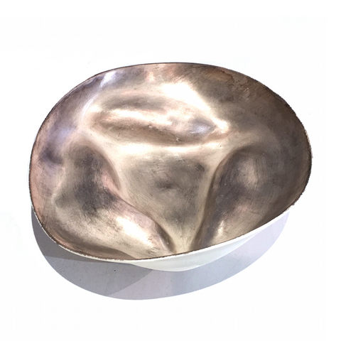 Shell 18cm Medium Bowl - Silver
