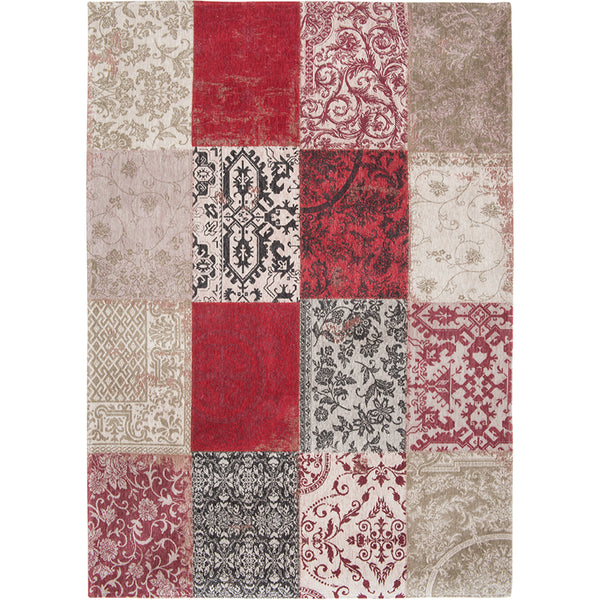 Vintage Patchwork - Antwerp Red 8985