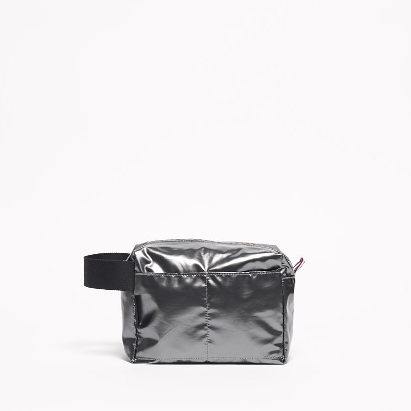 Box Wash Bag Gunmetal