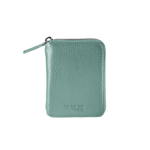 Compact Wallet - Mint