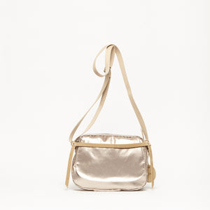 Light Happy Shoulder Bag Nacre/Beige