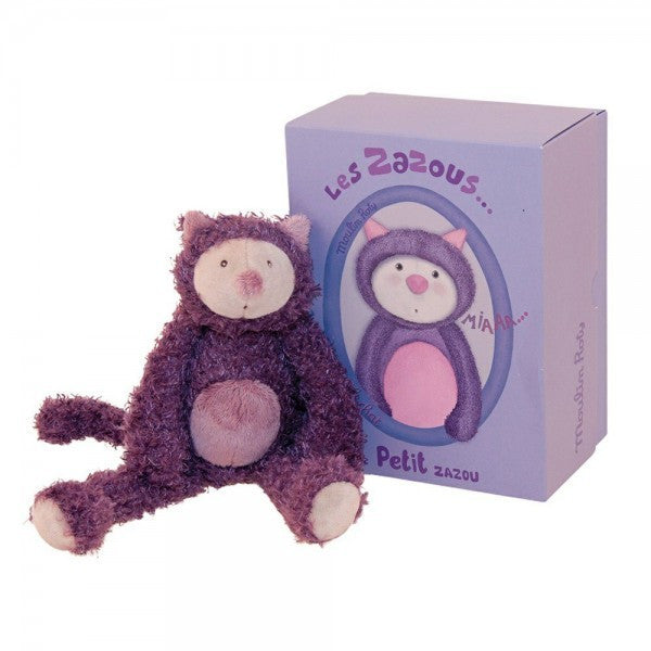 Les Zazous Cat Small Doll