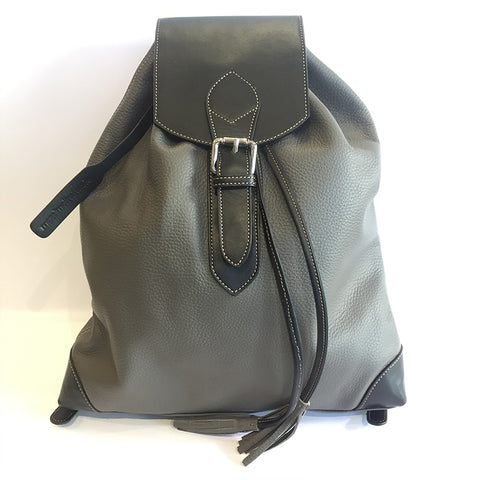 Daiquiri Backpack - Fog & Black