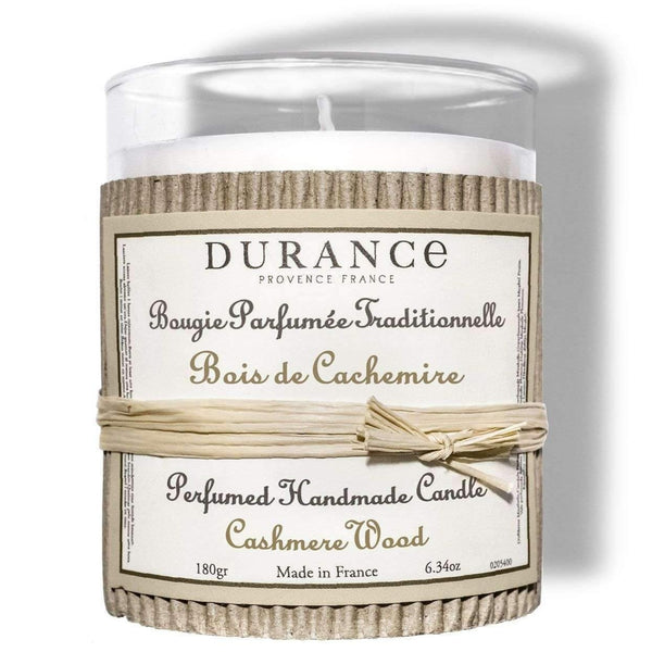 Scented Candle - Cashmere Wood