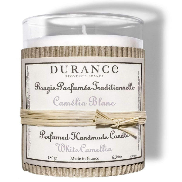 Scented Candle - White Camellia