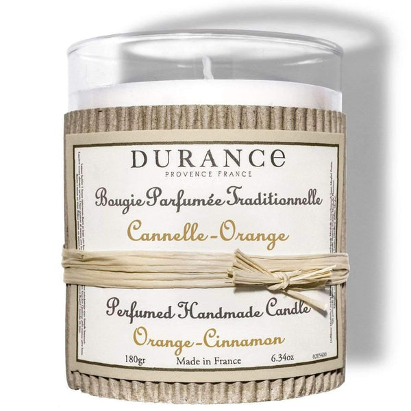 Scented Candle - Orange Cinnamon
