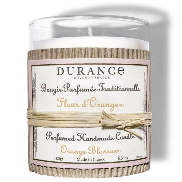 Scented Candle - Orange Blossom