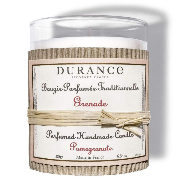 Scented Candle - Pomegranate