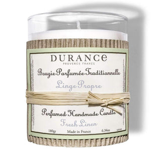 Scented Candle - Fresh Linen
