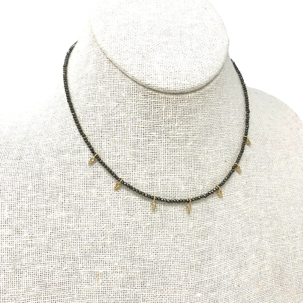 Joy Chocker Pyrite