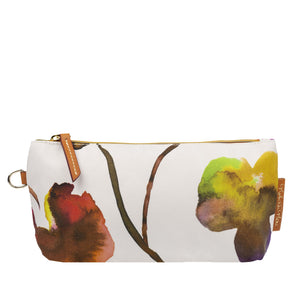 Vanity Case Flower White