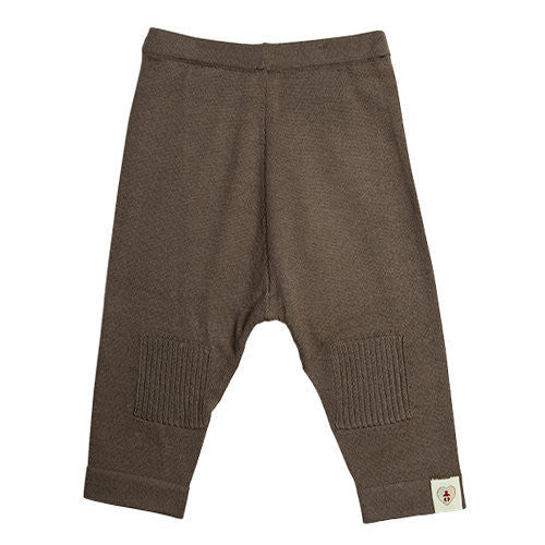 Pure Merino Pantalon - Chocolate Brown