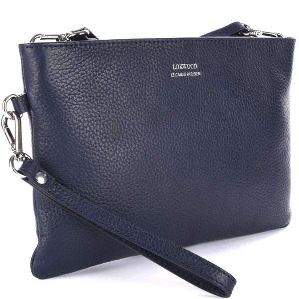 Dakota Crossbody Clutch Navy