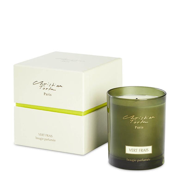 Scented Candle Vert Frais