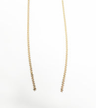 Load image into Gallery viewer, Hanae Tie Necklace - Gold