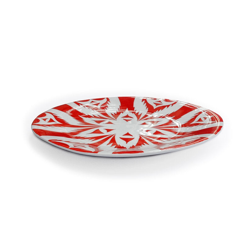 Chirchik Red Plate