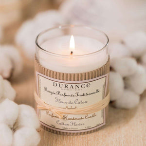 Scented Candle - Cotton Flower