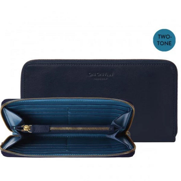 Classic Wallet Slim Two Tone Oceana
