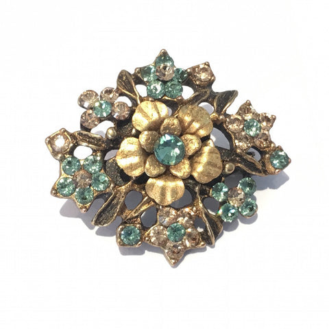 Flower Petals Brooch