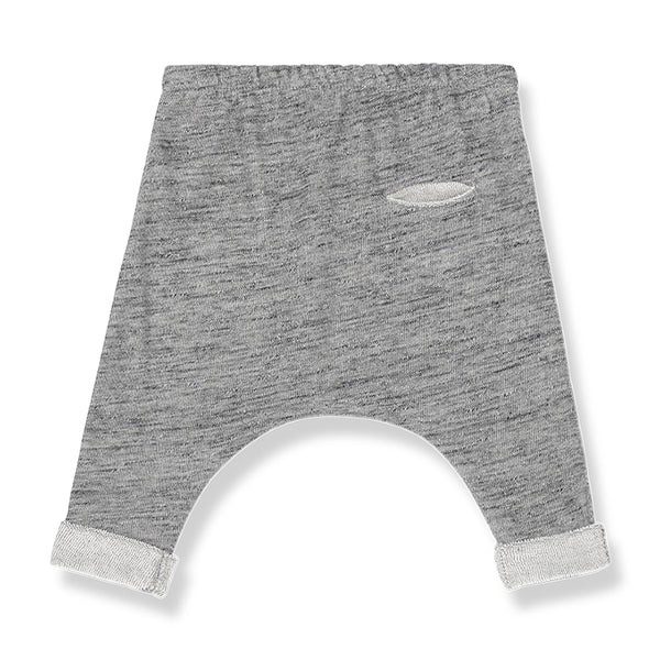 Das Pants Grey Melange