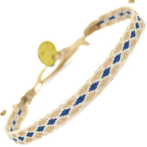Argantina 120 Bracelet - Blue Diamond