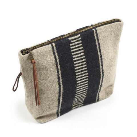 Marshall Pouch - Multi Stripe 01