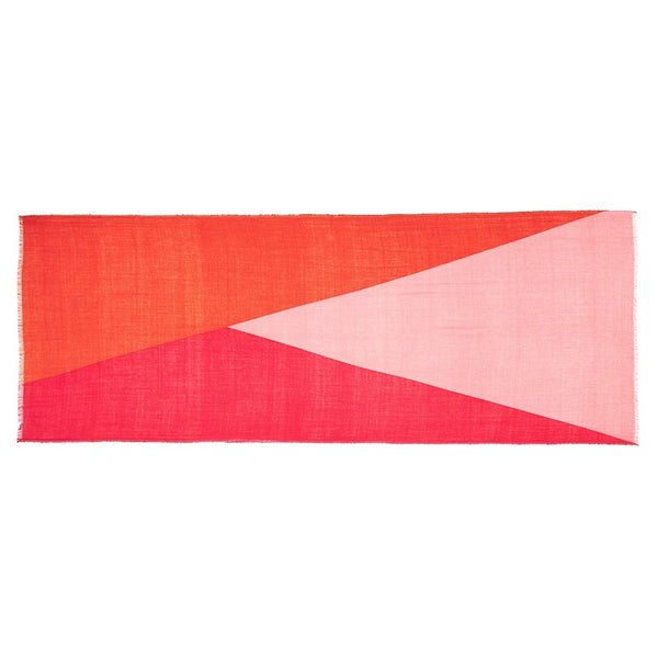 Pure Wool Scarf - Pimento