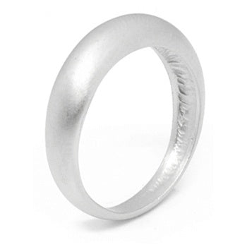 Bea Ring Silver
