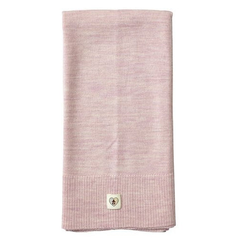 Pure Merino Wrap - Candytuft Pink