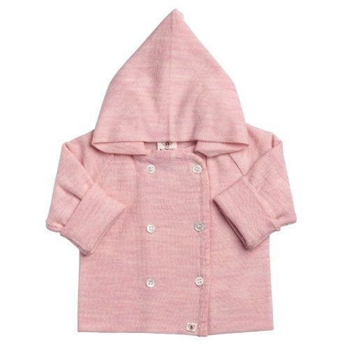 Pure Merino Jacket - Candytuft Pink