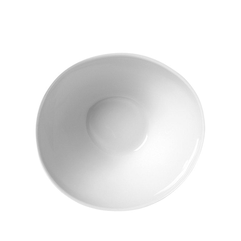 White Famished Small Bowl