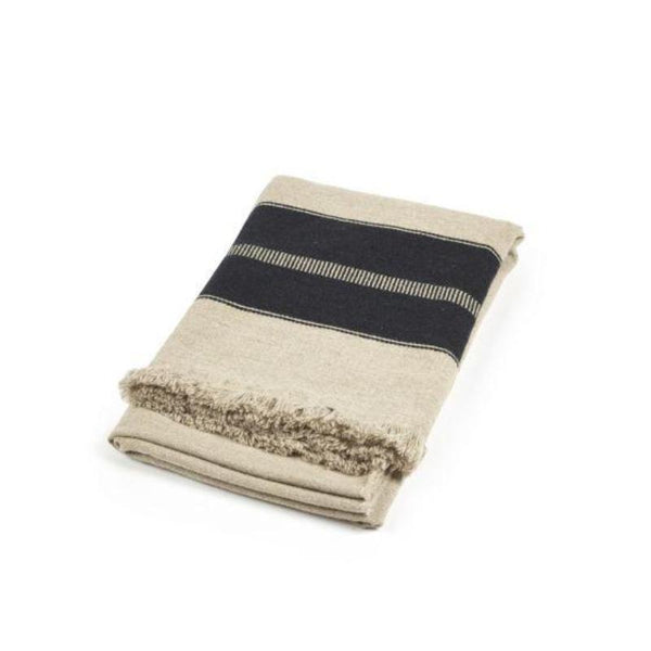 Marshall Throw - Multi Stripe