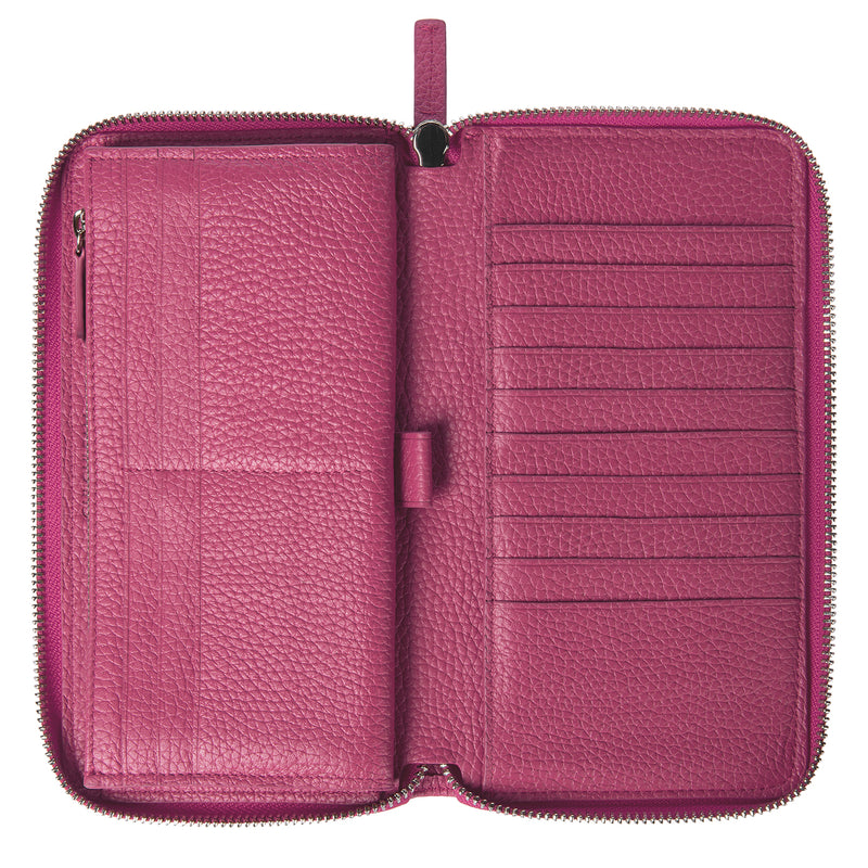 Business Wallet - Pink