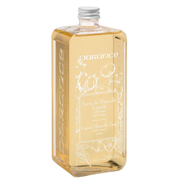 Marseille 750ml Liquid Soap - Cotton Flower