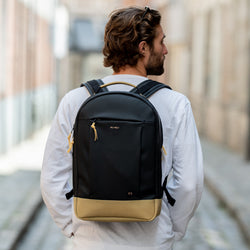 Waterproof Backpack Black