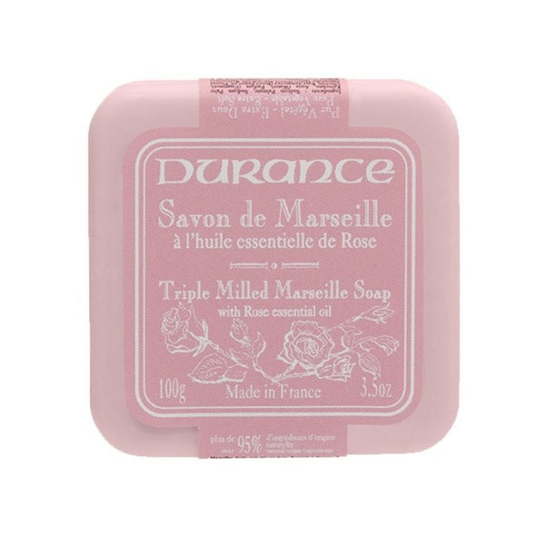 Triple Milled Soap - Rose