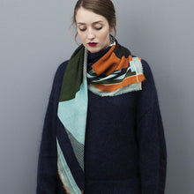Load image into Gallery viewer, Corolle Scarf Emerald