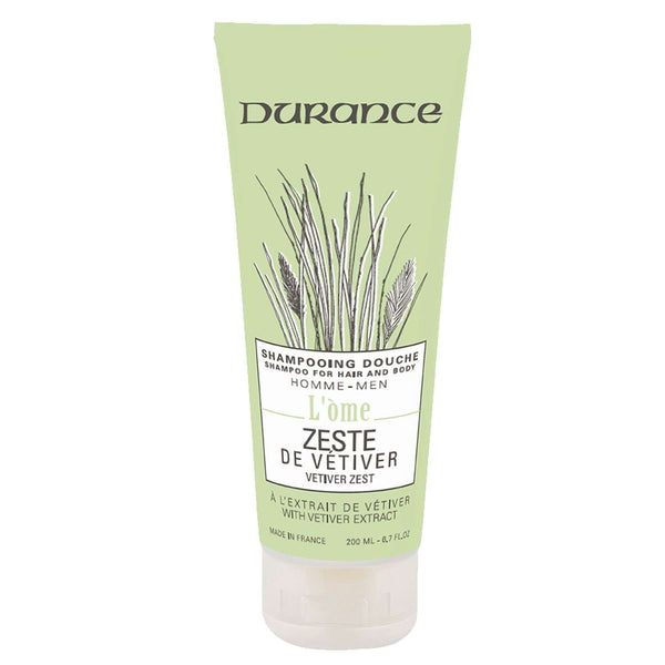 Men's Hair & Body Shampoo - Vetiver Zest