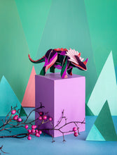 Load image into Gallery viewer, Triceratops - 3D Toy