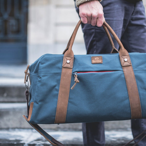 Travel Bag - Slate Blue