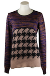 No. 21 Graphic Sweater